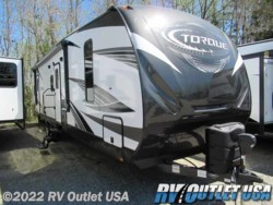 2019 Heartland  Torque T322   (2ND A/C ** RAMP DOOR PATIO!)