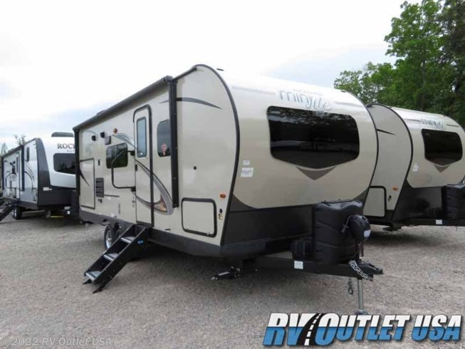 2020 Forest River Rockwood Mini Lite 2507