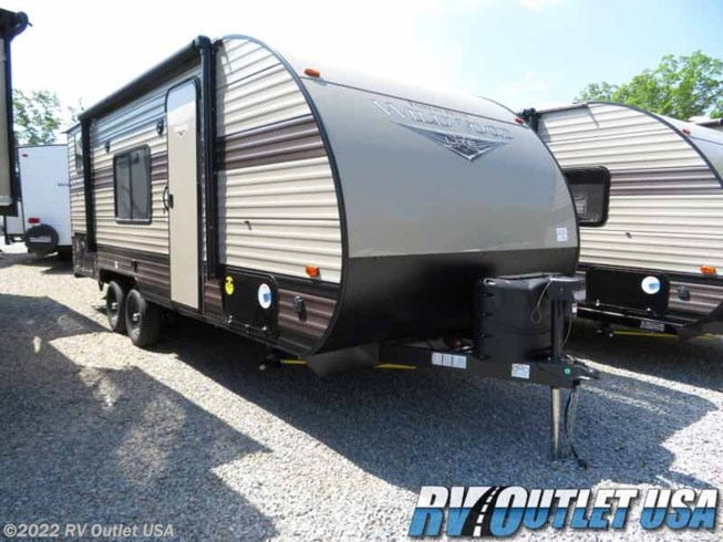 2020 Forest River Wildwood X-Lite 19DBXL