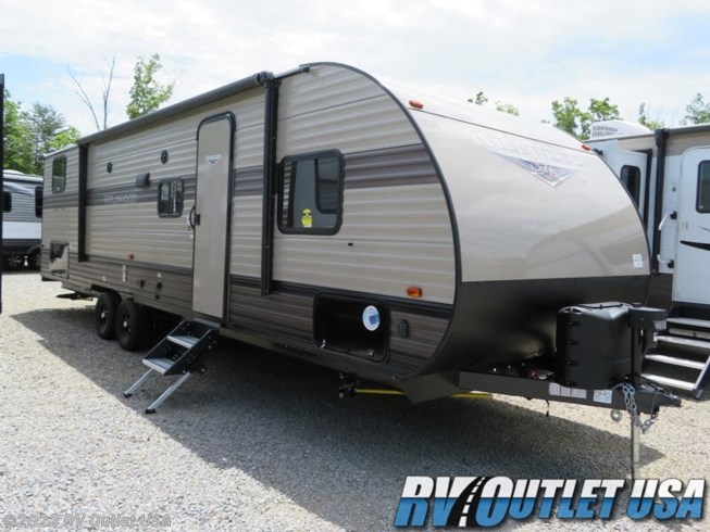 2020 Forest River Wildwood X-Lite 282QBXL