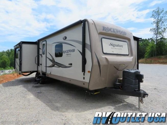 2016 Forest River Rockwood 8329SS