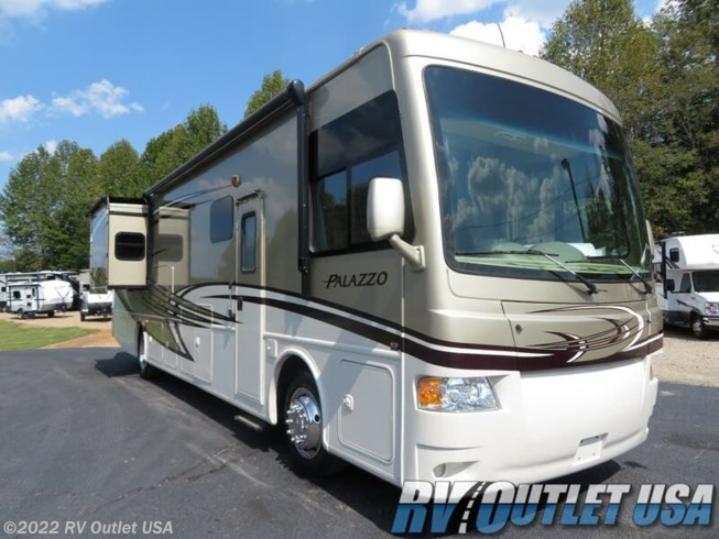 Used 2014 Thor Motor Coach Palazzo 36.1 available in Ringgold, Virginia