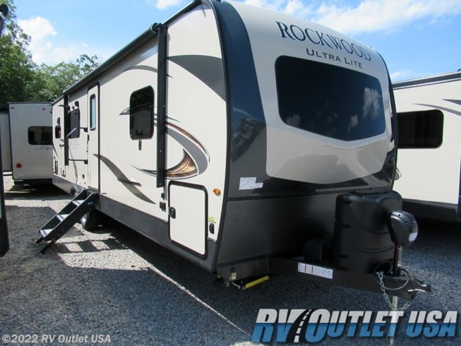 New 2020 Forest River Rockwood Ultra Lite 2902WS available in Ringgold, Virginia