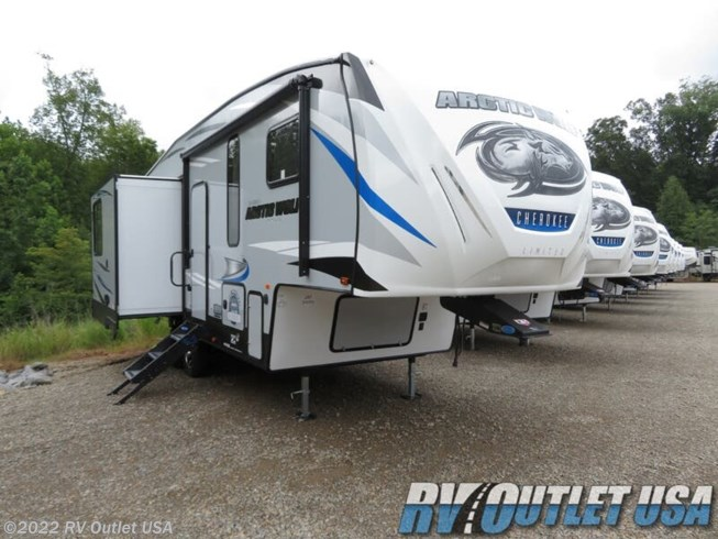 New 2020 Forest River Arctic Wolf 285DRL4 available in Ringgold, Virginia
