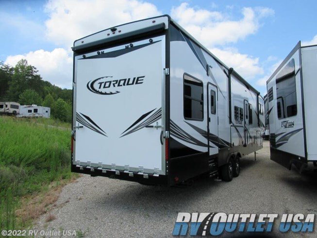 New 2020 Heartland Torque 373 available in Ringgold, Virginia