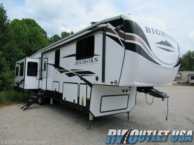 New 2020 Heartland Bighorn Traveler 39MB available in Ringgold, Virginia