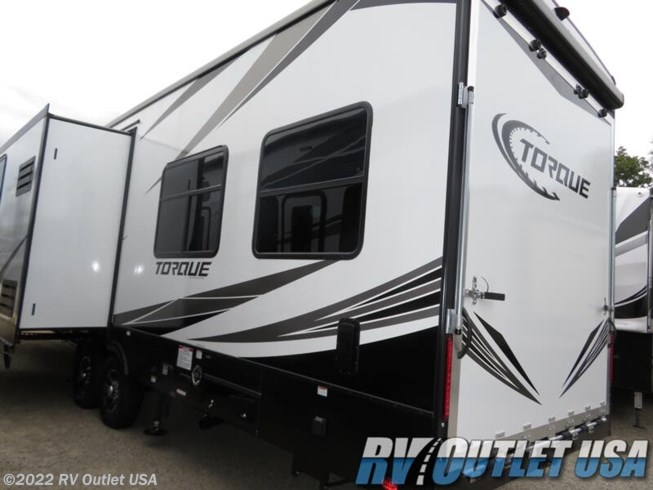 2020 Torque 373 by Heartland from RV Outlet USA in Ringgold, Virginia