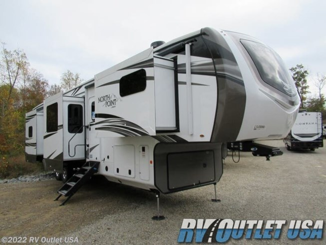 New 2020 Jayco North Point 383FKWS available in Ringgold, Virginia