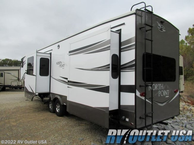 2020 North Point 383FKWS by Jayco from RV Outlet USA in Ringgold, Virginia