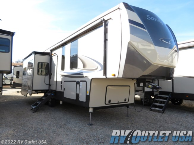 New 2020 Forest River Sandpiper 321RL available in Ringgold, Virginia