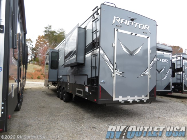 2020 Raptor 427 by Keystone from RV Outlet USA in Ringgold, Virginia