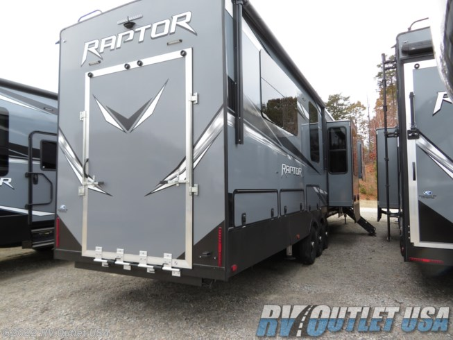 New 2020 Keystone Raptor 427 available in Ringgold, Virginia