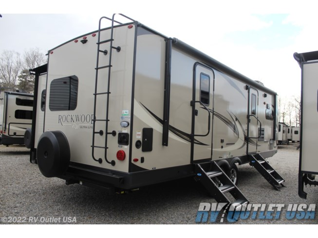 New 2020 Forest River Rockwood Ultra Lite 2608BS available in Ringgold, Virginia