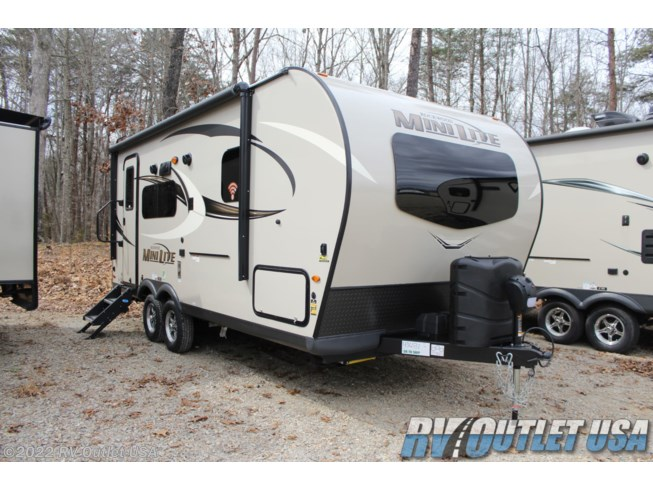 New 2020 Forest River Rockwood Mini Lite 2109S available in Ringgold, Virginia