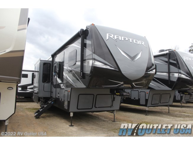 New 2020 Keystone Raptor 415 available in Ringgold, Virginia