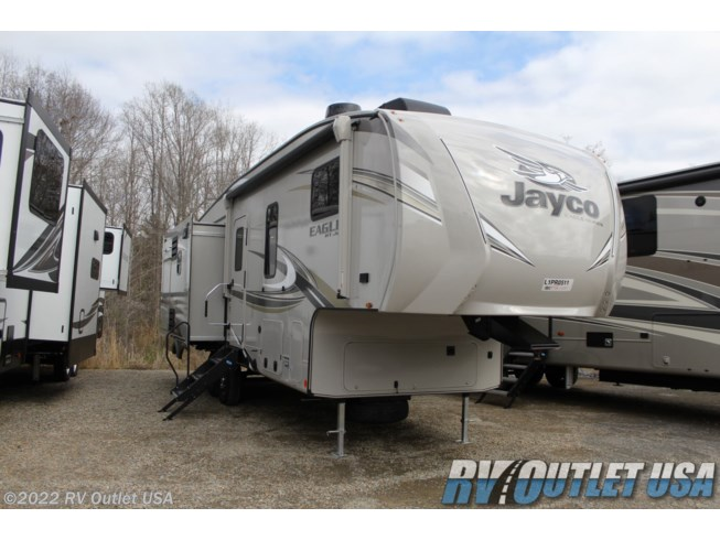 New 2020 Jayco Eagle HT 28.5RSTS available in Ringgold, Virginia