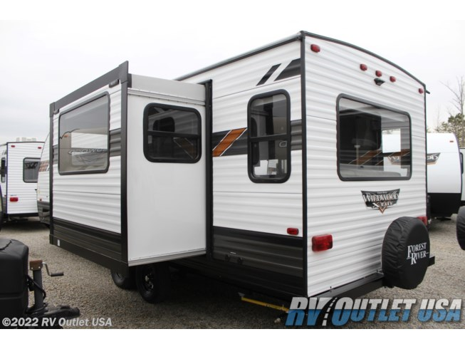 2021 Wildwood X-Lite 24RLXL by Forest River from RV Outlet USA in Ringgold, Virginia