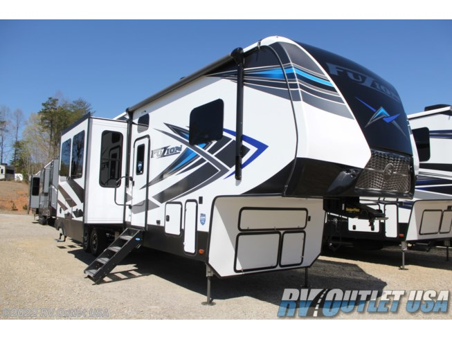 New 2020 Keystone Fuzion 373 available in Ringgold, Virginia