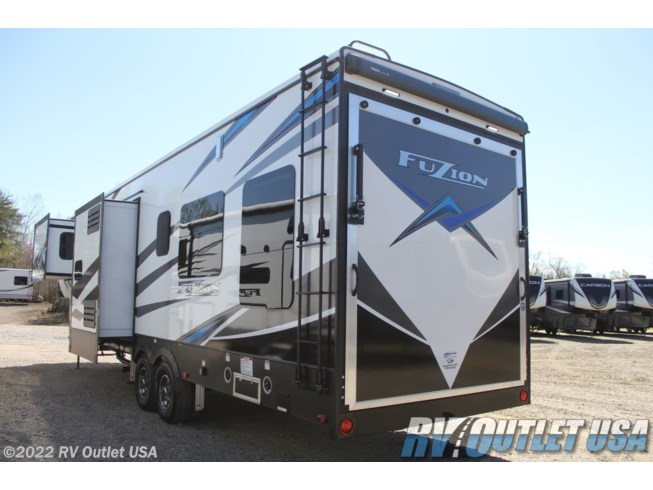 2020 Fuzion 373 by Keystone from RV Outlet USA in Ringgold, Virginia