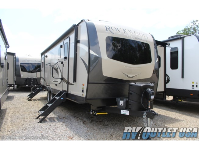 New 2021 Forest River Rockwood Ultra Lite 2614BS available in Ringgold, Virginia