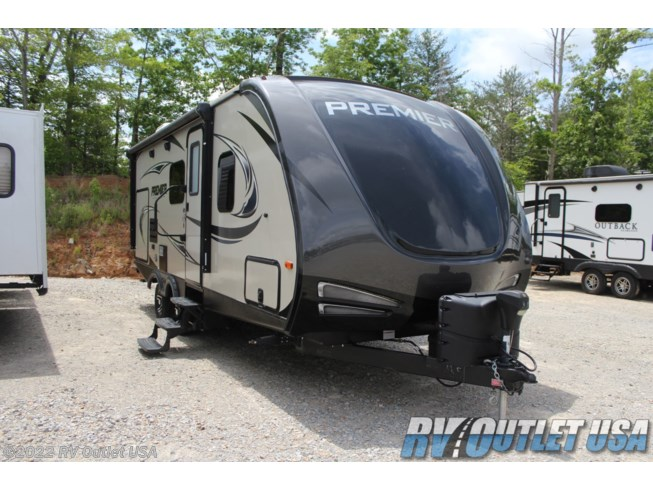 Used 2018 Keystone Bullet Premier 22RBPR available in Ringgold, Virginia