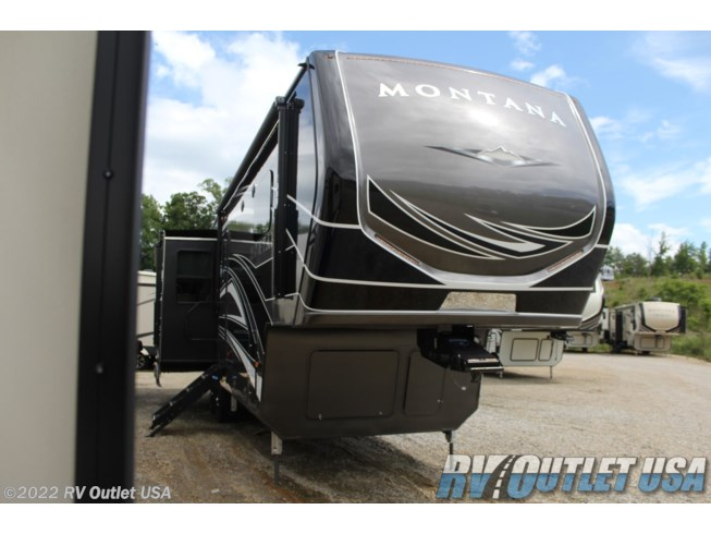 New 2020 Keystone Montana Legacy 3121RL available in Ringgold, Virginia