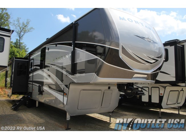 New 2020 Keystone Montana Legacy 3931FB available in Ringgold, Virginia