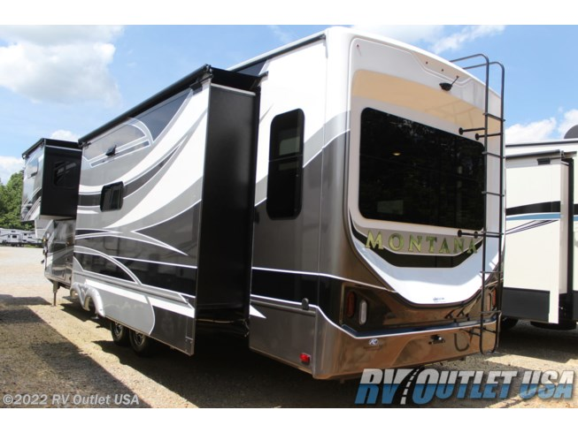 2020 Montana Legacy 3931FB by Keystone from RV Outlet USA in Ringgold, Virginia