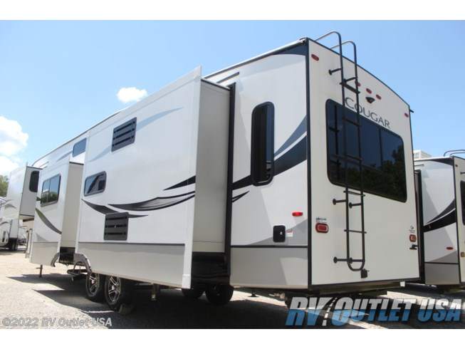 2021 Cougar 368MBI by Keystone from RV Outlet USA in Ringgold, Virginia