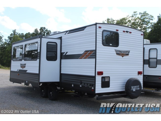 2021 Wildwood 26DBUD by Forest River from RV Outlet USA in Ringgold, Virginia