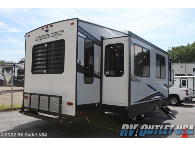 New 2021 Forest River Cherokee Arctic Wolf 291RL available in Ringgold, Virginia