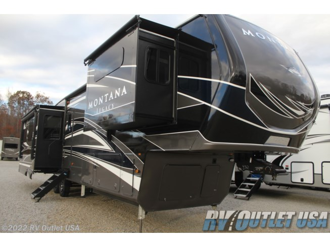 New 2021 Keystone Montana 3781RL available in Ringgold, Virginia