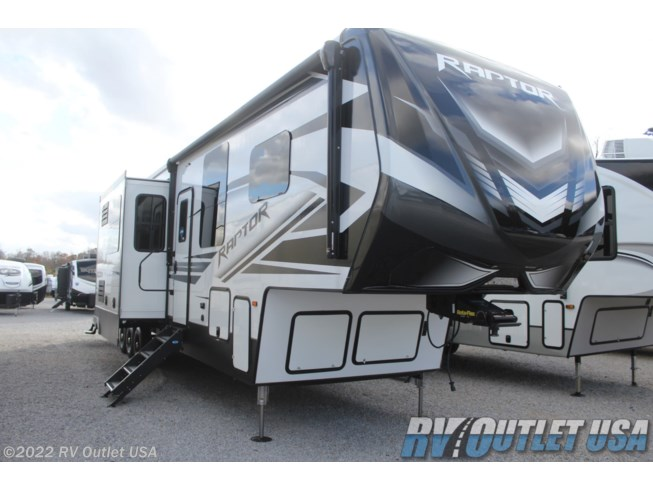 New 2021 Keystone Raptor 413 available in Ringgold, Virginia