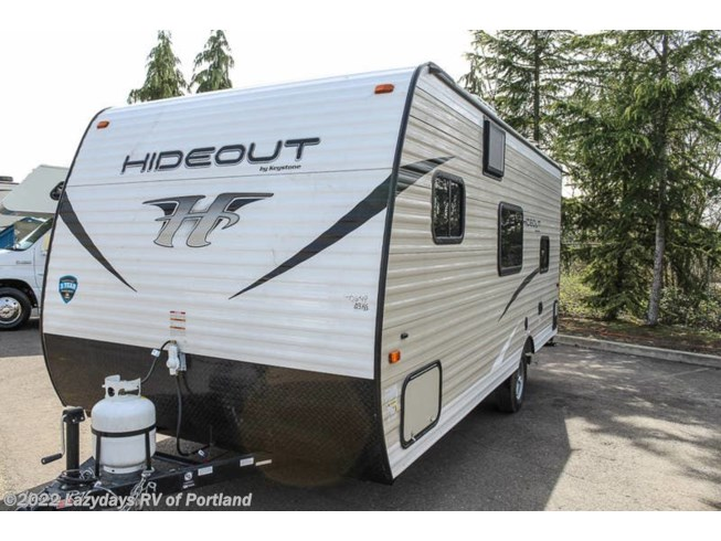 2018 Hideout Single Axle 175LHS by Keystone from B Young RV in Milwaukie, Oregon