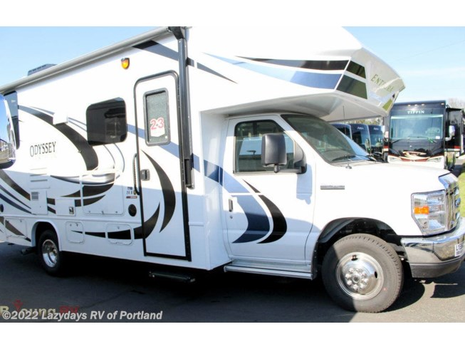 2020 Entegra Coach Odyssey 24B - New Class C For Sale by B Young RV in Milwaukie, Oregon
