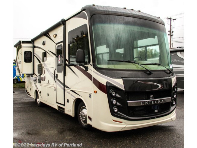 New 2020 Entegra Coach Vision 26X available in Milwaukie, Oregon