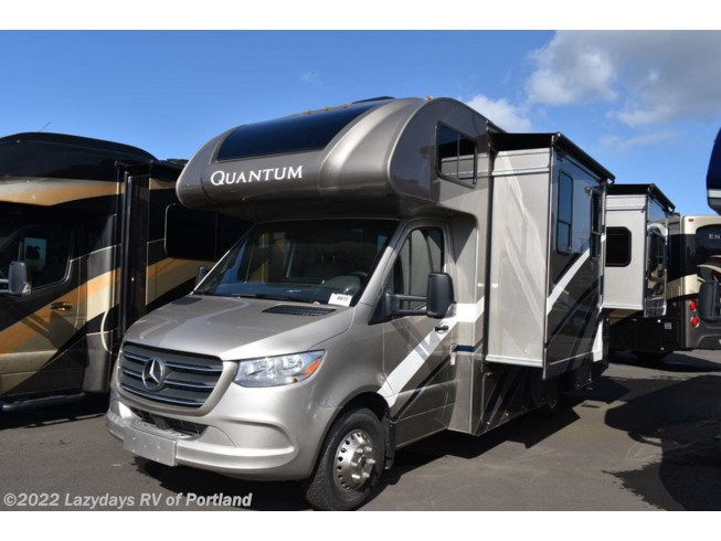 New 2020 Thor Motor Coach Quantum Sprinter CR24 available in Milwaukie, Oregon