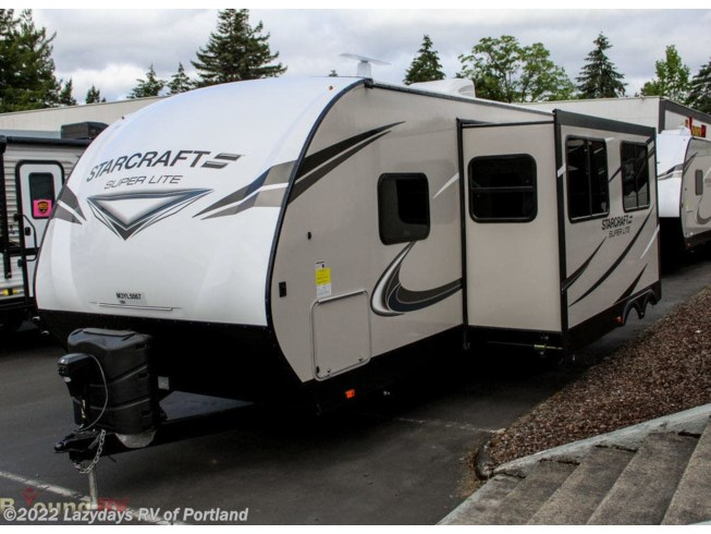 2021 Super Lite 261BH by Starcraft from B Young RV in Milwaukie, Oregon