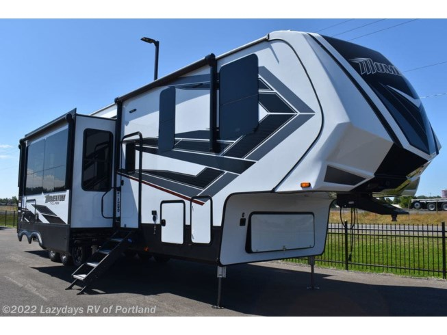 New 2021 Grand Design Momentum M-Class 395M available in Milwaukie, Oregon