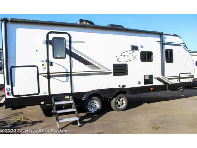 New 2021 Coachmen Spirit 2557RB available in Milwaukie, Oregon