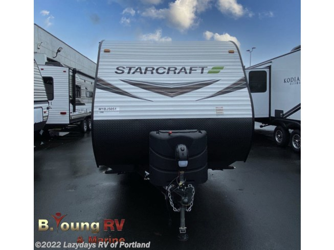 2021 Starcraft Autumn Ridge 21FB - New Travel Trailer For Sale by B Young RV in Milwaukie, Oregon