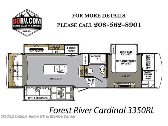 2018 forest river rv cardinal 3350 for sale in boise id 83709 2018 forest river cardinal 3350 asfbconference2016 Image collections
