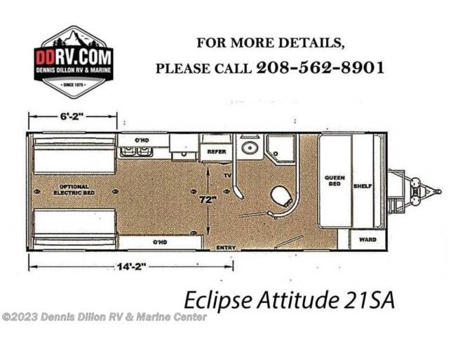 2019 eclipse rv attitude 21sa for sale in boise id 83709 lk023 dennis dillon rv marine center ccuart Image collections