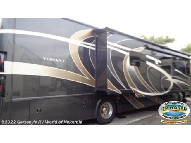 Used 2014 Thor TUSCANY available in Nokomis, Florida