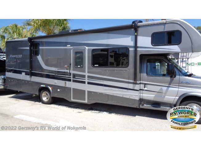 New 2020 Forest River Forester available in Nokomis, Florida