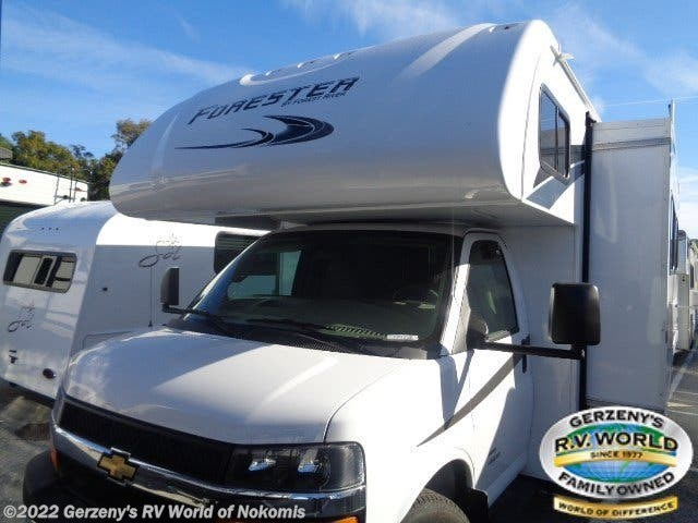 2020 Forest River Forester - New Class C For Sale by Gerzeny's RV World of Nokomis in Nokomis, Florida