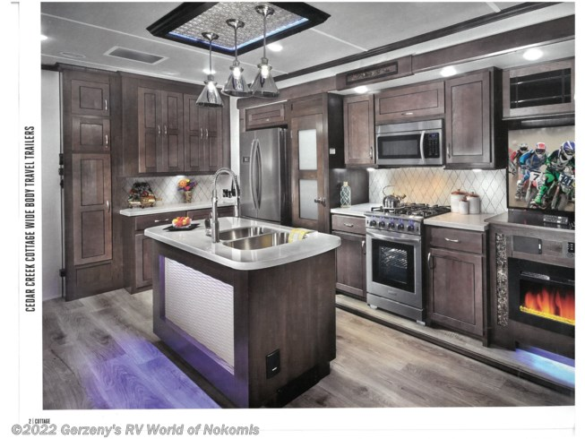 2021 Forest River Cottage - New Travel Trailer For Sale by Gerzeny's RV World of Nokomis in Nokomis, Florida