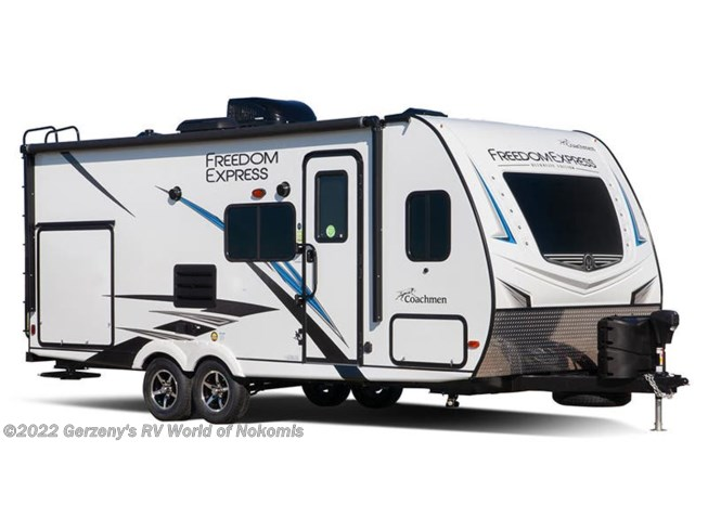 New 2021 Coachmen Freedom Express Ultra-Lite available in Nokomis, Florida