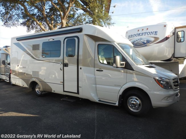 2016 Leisure Travel Rv Unity For Sale In Lakeland Fl