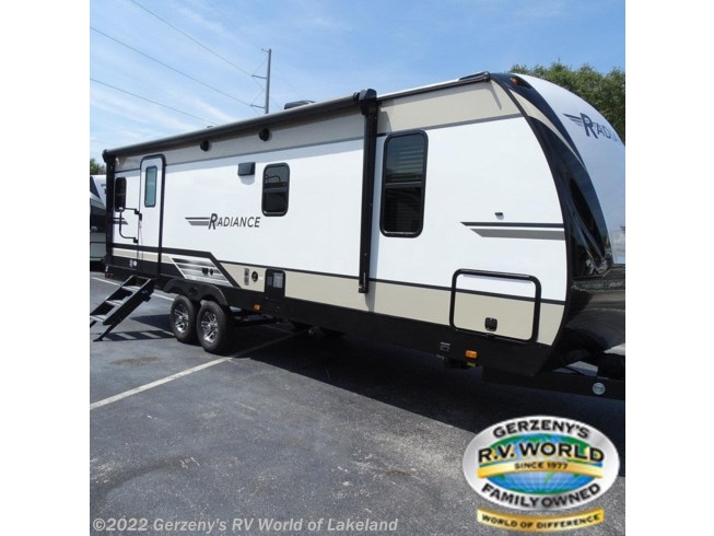 New 2020 Cruiser RV Radiance available in Lakeland, Florida
